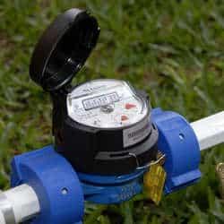 Hidrômetro de água