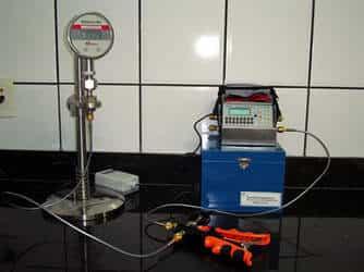Laboratórios de calibração de manômetros