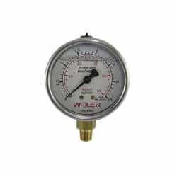 Comprar manômetro analógico com glicerina