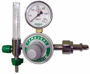 Manômetro de cilindro de oxigênio