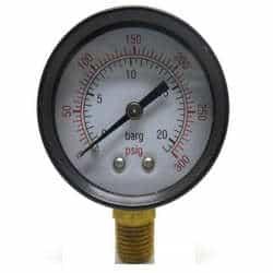 Manômetros de pressão preço