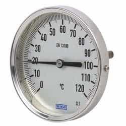 Termômetros analógico