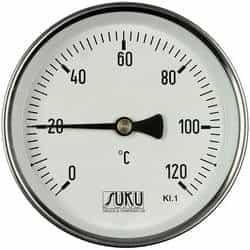 Termômetros bimetálico