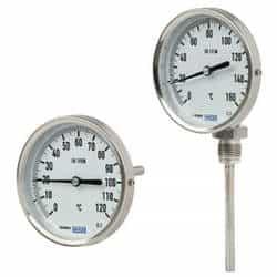 Termômetro bimetálico preço
