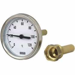 Termômetros bimetálico preço