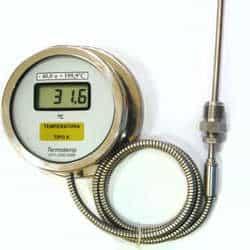 Comrpar termômetro industrial preço