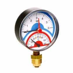 Termômetro manômetro preço