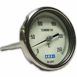 Termômetros industriais