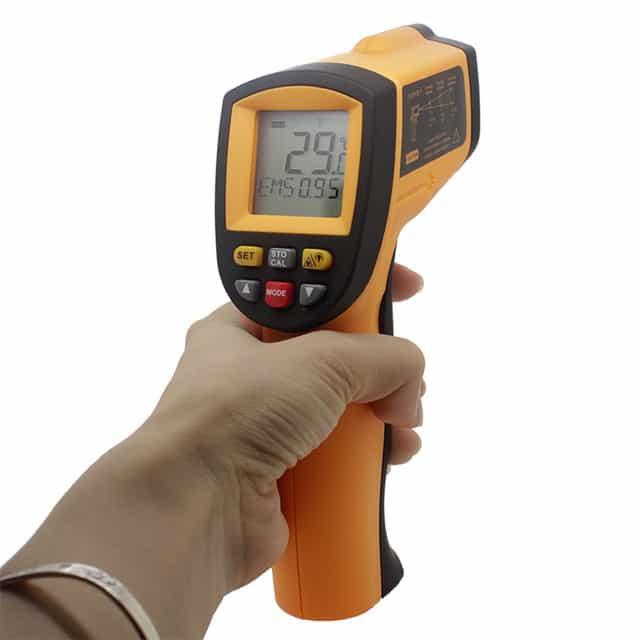 Termometro Digital Industrial Termotrorc Scegli la consegna gratis per riparmiare di più. termometro digital industrial termotrorc