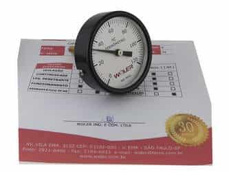 Certificação de termômetros