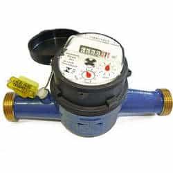 Hidrômetros de água