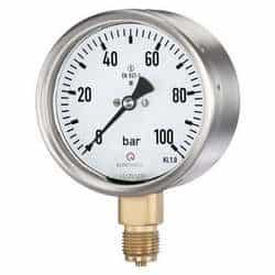 Manômetro de alta pressão