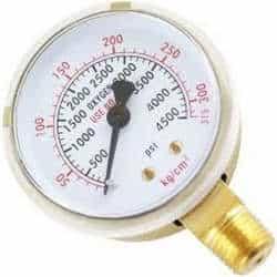 Manômetros de alta pressão