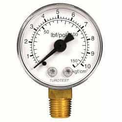 Manômetros de pressão