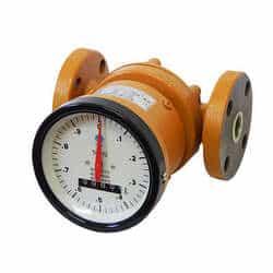 Medidor de vazão de óleo