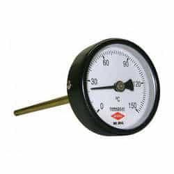 Termômetros analógico industrial