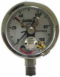 Termômetro com contato elétrico preço