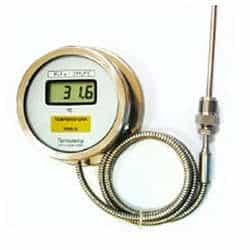 Termômetros digital industrial